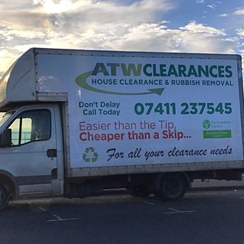 ATW Clearances sussex house clearances